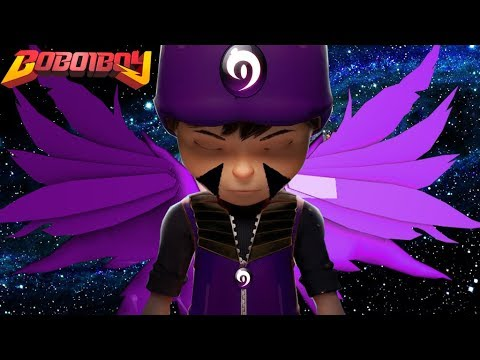 Kuasa Baru Boboiboy Di Boboiboy Movie 2 Youtube
