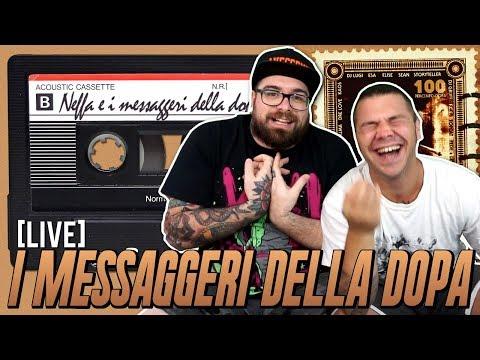 NEFFA - I MESSAGGERI DELLA DOPA | ARCADEBOYZ REAZIONE LIVE | 2017