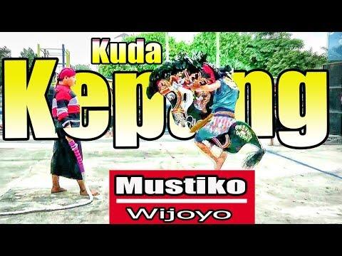 Rancak Solah tari Kuda Kepang Kembar Enam Jaranan Mustiko Wijoyo Live Legend Park Kertosono - 동영상