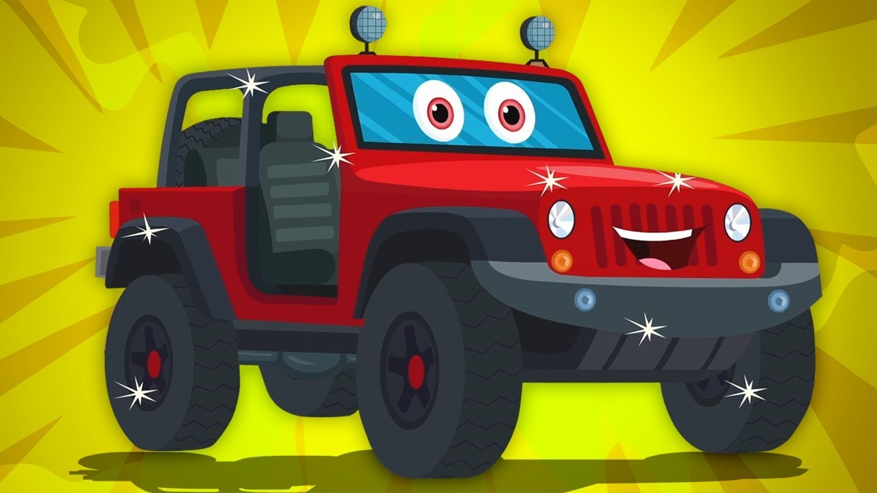 Jip Cuci Mobil Untuk Anak Anak Formasi Dan Penggunaan Kendaraan Anak Anak Kids Jeep Car Wash Youtube