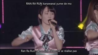 Country Girls - Ran Ra Run ~Anata ni Muchuu~ Vostfr + Romaji