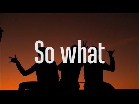 jxdn - So What (Lyrics) by Jaden Hossler