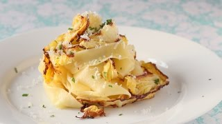Roasted Cabbage (green And Savoy)