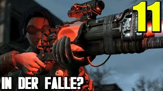 Fallout 4 Gameplay German #11 IN DER FALLE?! | Let