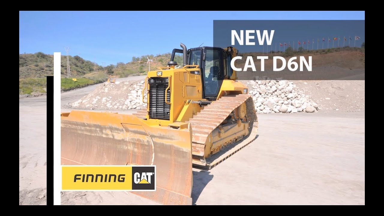 maxresdefault cat� d6n dozer introduction youtube cat d6n fuse box at nearapp.co