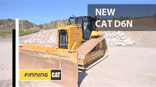 cat d6n dozer introduction