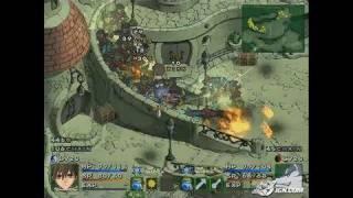 Shining Tears PlayStation 2 Gameplay - Battle of 1000 ninja