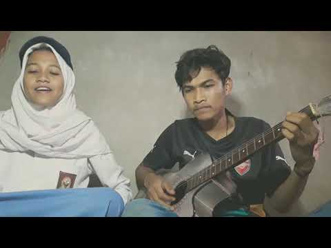 Geby .Tinggal kenangan (COVER). Isna ft. Ajim