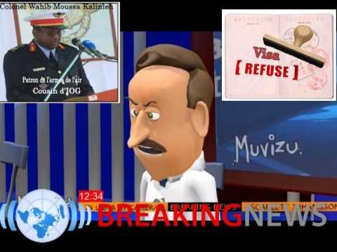 Djibouti a vous de juger : Pas de visa pour les djiboutiens[nes] qui veulent se rendre a Dubai thumbnail
