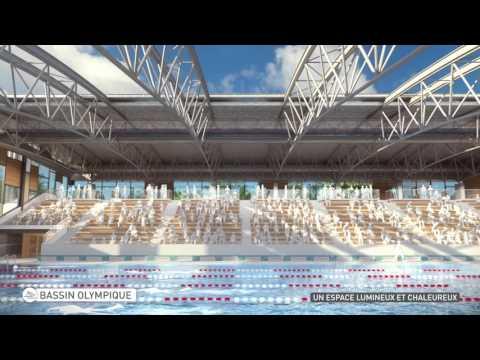 Réhabilitation de la piscine Yves BLANC (Aix-en-Provence)