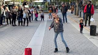 Marshmello Ft. Bastille Happier Karolina Protsenko - Violin Street Performance.mp3