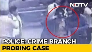 New Video Of Delhi Court Clash Shows Lawyers Chasing Woman Officer