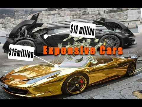 most-expensive-cars-in-world-2018-|-expensive-cars-brands
