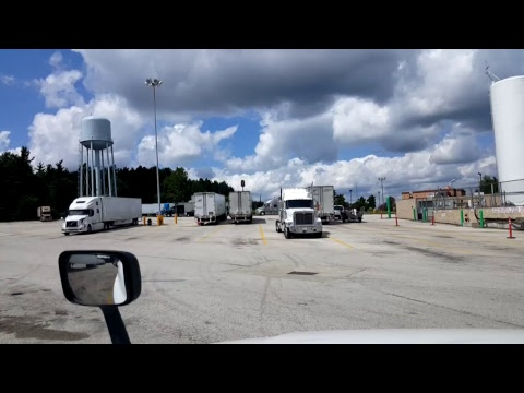 BigRigTravels LIVE! Erie, Pennsylvania to Lodi, Ohio- Interstate 90, 77 & 71 - August 12, 2017
