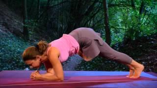 Yogaist - Der Delphin - Vorbereitung Kopfstand
