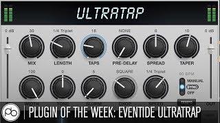 UltraTap | Eventide Multi Tap Delay Plugin