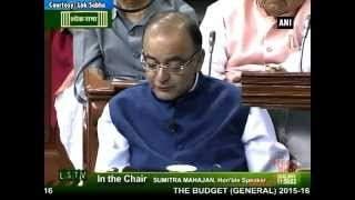 union budget 2015 16 fm announces more aiims iit and iims