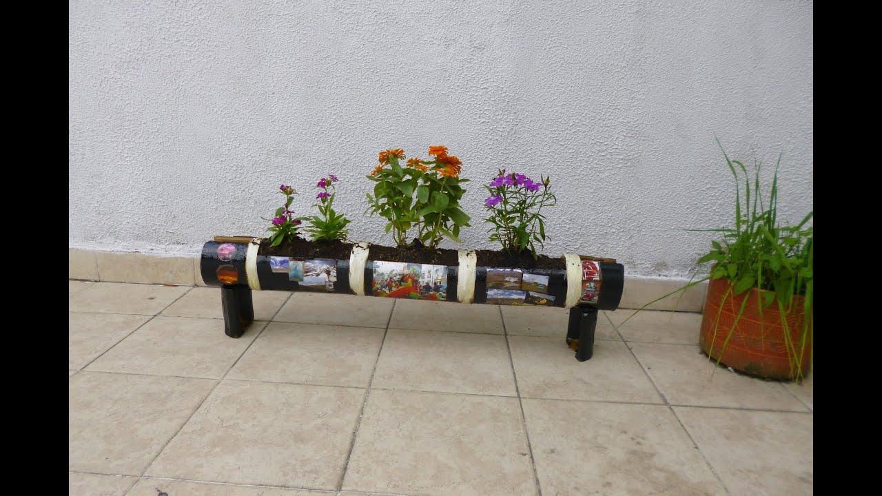 Jardinera de guad a youtube - Bambu cuidados en maceta ...