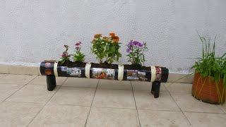 Jardinera de Guadúa
