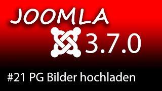 Homepage erstellen mit Joomla 3.7 - Phoca Gallery Bilder hochladen und veröffentlichen [1080p HD]