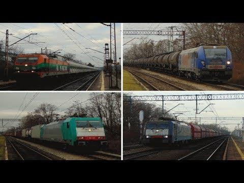 [MIX] PMT, LOTOS, Captrain, PCC, DB Cargo, FPL i inne...