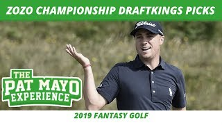 Fantasy Golf Picks - 2019 Zozo Championship  Picks, DraftKings Preview, Sleepers and Odds