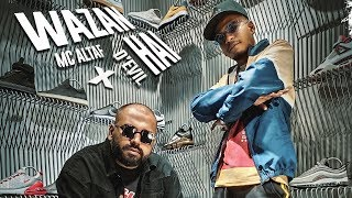 Wazan Hai - MC ALTAF | D'EVIL (Prod by: AAKASH)