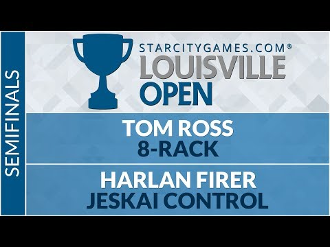 SCGKY - Semifinals - Tom Ross vs Harlan Firer [Modern]