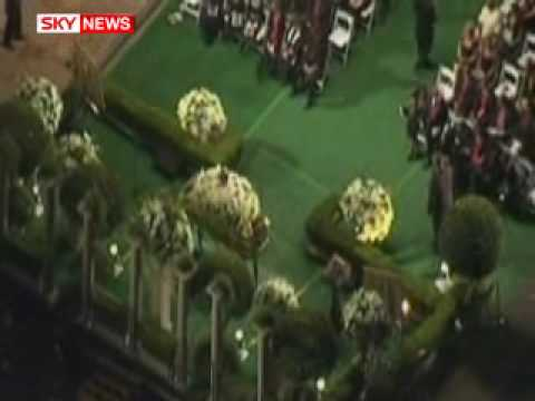 Final Farewell: Intimate Funeral For Michael Jackson