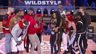 Wild 'n Out - Lay Lay Goes In On DC Young Fly, The Red Squad And Leaves The Entire Audience Shocked😲