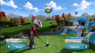 Kinect Sports Ultimate Collection | Golf | Gameplay