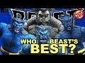 "X-MEN ""WHO BEAST's BEST?"" From Toybiz to Diamond Select to Hasbro!"