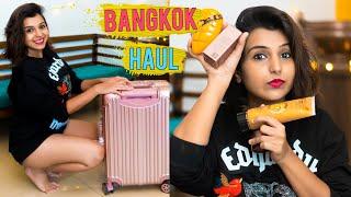 BANGKOK Shopping Haul & Recommendations | Thailand Diaries