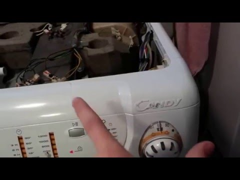 candy-washer-dryer-diagnostic-mode