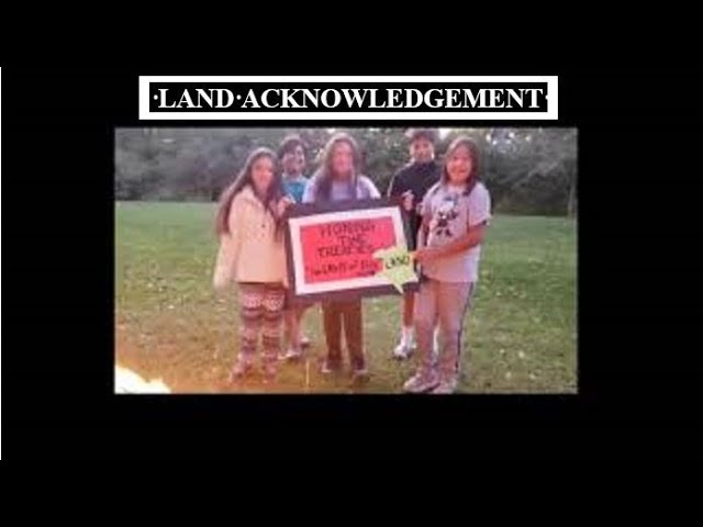 We thank our friend Dr. Johanne McCarthy, ND for sharing the importance of acknowledging the land on which we are privileged to do our good work.