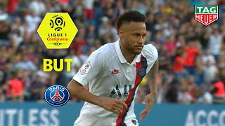 But NEYMAR JR (90' +2) / Paris Saint-Germain - RC Strasbourg Alsace (1-0)  (PARIS-RCSA)/ 2019-20