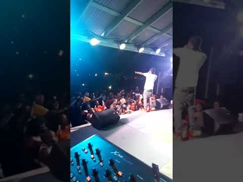 Masicka live in antigua (who gas dem up 2017)