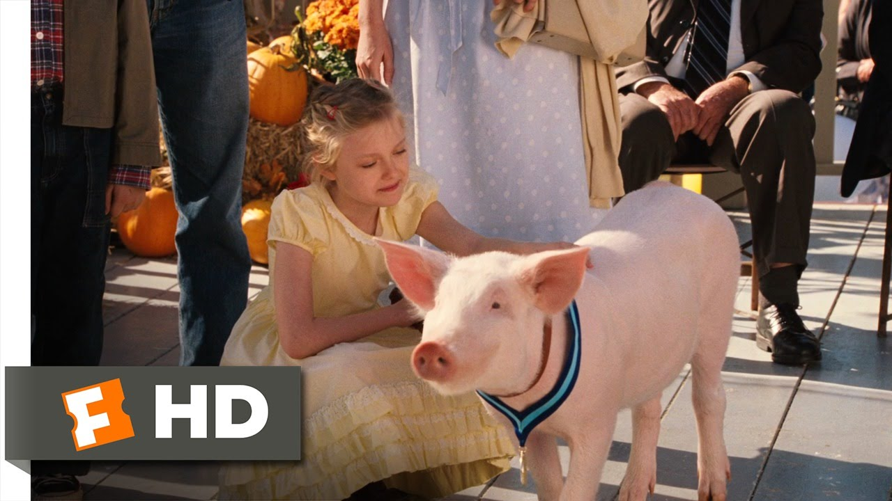 charlotte s web 9 10 movie clip he really is some pig 2006 hd