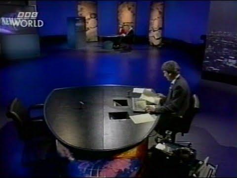 BBC Newsnight - 30 October 1996