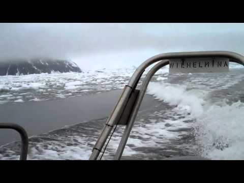 Cruising in Antarctica on M/S Fram