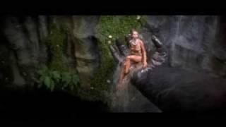 Kong and Jessica Lange