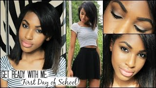 Getting Back to School Ready: First Day! Thumbnail