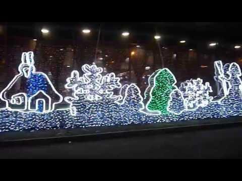 Новогодние мотивы для Ереван Плаза