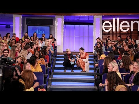 Ellen Asks Audience Members for a Favor in Quid Pro Quo