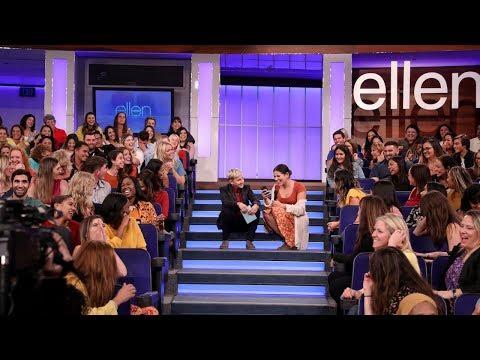 Ellen Asks Audience