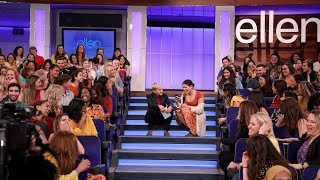 Ellen Asks Audience Members for a Favor in 'Quid Pro Quo'
