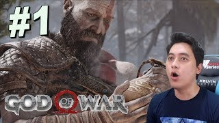 DIBELIIN ANNA PS 4 LANGSUNG MAIN GOD OF WAR 4 ! #1