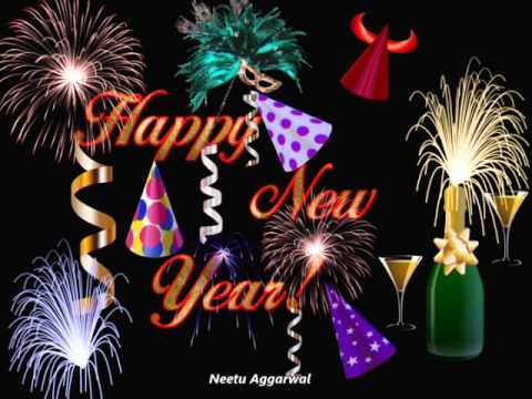 happy new year animated wishes quotes sayings sms greetings happy
