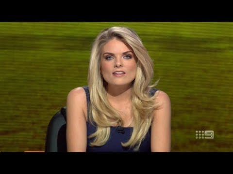 Erin molan becomes the footy show's sole survivor