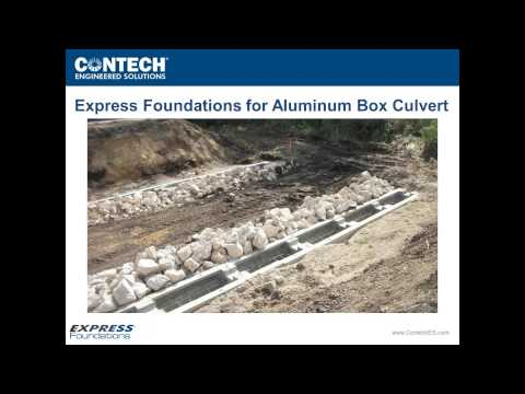 Contech Engineered Solutions Structural Plate Webinar